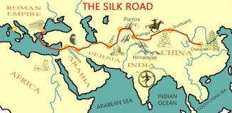 Silk road cool