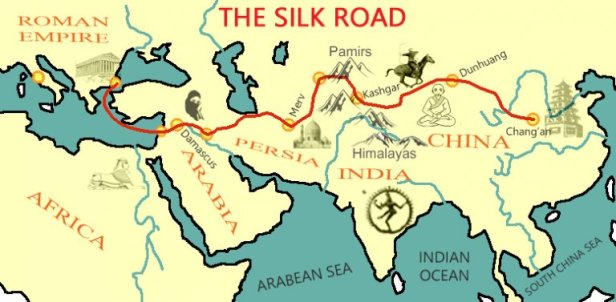 Silk road cool
