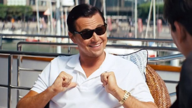 Wolf of Wall Street - Leo 2013 all rights reserved