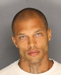 Convicted Fellon Jeremy Meeks Hits The Jackpot