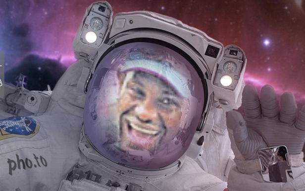 sammy sosa astronaut nasa