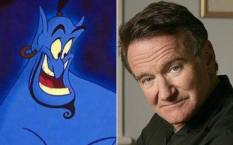 Genie, Robin Williams