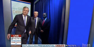 Lots of confusion at the republican GOP debate